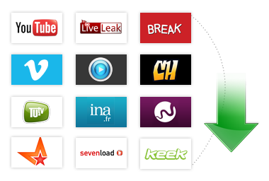 download from Web with video converter