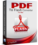 pdf to flash za mac